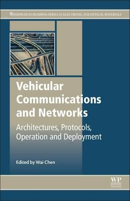 Vehicular Communications and Networks (BOK)