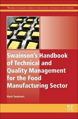 Swainson's Handbook of Technical and Quality Management for (BOK)