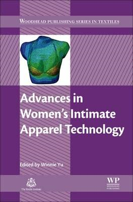 Advances in Women's Intimate Apparel Technology (BOK)