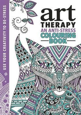 Art Therapy Colouring Book (BOK)