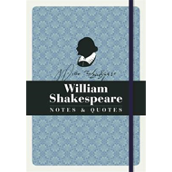 William Shakespeare: Notes & Quotes (BOK)