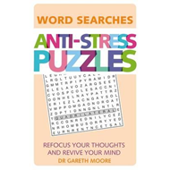 Produktbilde for Anti-Stress Puzzles (BOK)