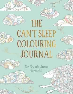 Can't Sleep Colouring Journal (BOK)