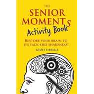 Senior Moments Activity Book (BOK)