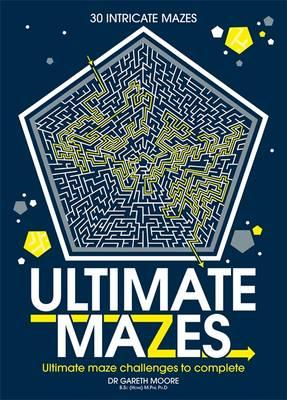 Ultimate Mazes (BOK)