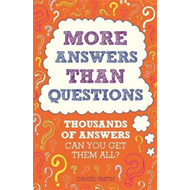 More Answers Than Questions (BOK)