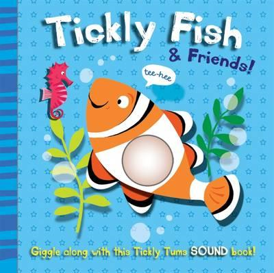 Tickly Fish and Friends (BOK)