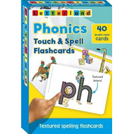 Phonics Touch & Spell Flashcards (BOK)