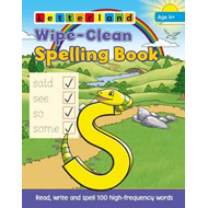 Wipe-Clean Spelling Book (BOK)