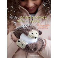 Knitted Animal Scarves, Mitts, and Socks (BOK)
