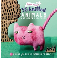 35 Knitted Animals and other creatures (BOK)