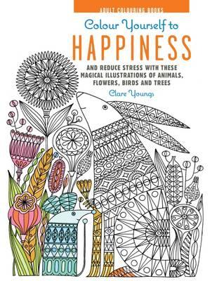 Colour Yourself to Happiness (BOK)