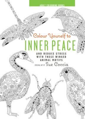Colour Yourself to Inner Peace (BOK)