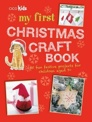 My First Christmas Craft Book (BOK)