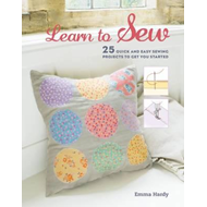 Learn to Sew (BOK)