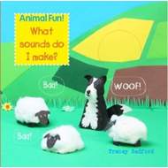Animal Fun! What Sound Do I Make? (BOK)