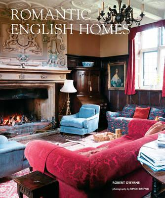 Romantic English Homes (BOK)