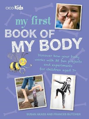 My First Book of My Body (BOK)
