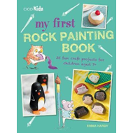 My First Rock Painting Book (BOK)