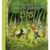 Midsummer Tomte and the Little Rabbits (BOK)