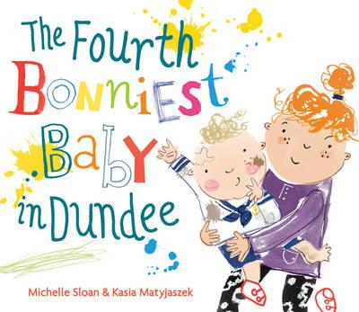 Fourth Bonniest Baby in Dundee (BOK)