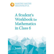 Student's Workbook for Mathematics in Class 6 (BOK)