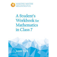 Student's Workbook for Mathematics in Class 7 (BOK)