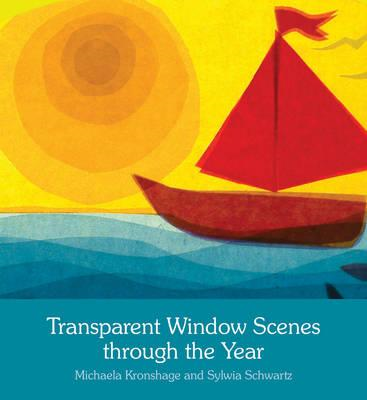 Transparent Window Scenes Through the Year (BOK)