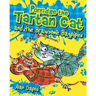 Porridge the Tartan Cat and the Brawsome Bagpipes (BOK)