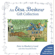Elsa Beskow Gift Collection: Peter in Blueberry Land and oth (BOK)