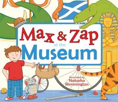 Max and Zap at the Museum (BOK)