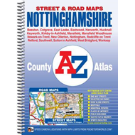 Nottinghamshire County Atlas (BOK)