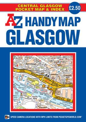 Handy Map of Glasgow (BOK)