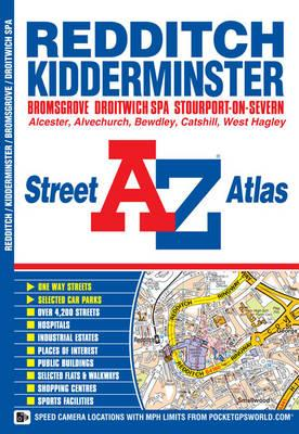 Redditch Street Atlas (BOK)