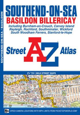 Southend-On-Sea Street Atlas (BOK)