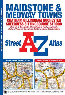 Maidstone & Medway Towns Street Atlas (BOK)