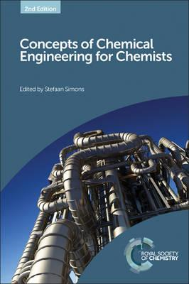 Concepts of Chemical Engineering for Chemists (BOK)