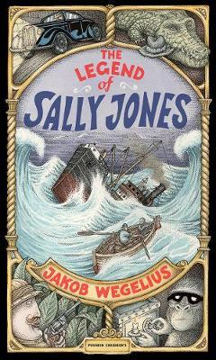 Legend of Sally Jones (BOK)