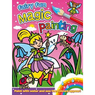 Magic Painting: Fairy Fun (BOK)