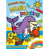 Magic Painting: Beach Fun (BOK)