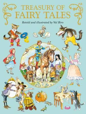 Treasury of Fairy Tales (BOK)