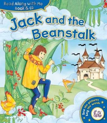 Read Along with Me: Jack and the Beanstalk (Book & CD) (BOK)