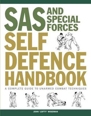 SAS and Special Forces Self Defence Handbook (BOK)
