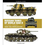 Produktbilde for Russian Tanks of World War II (BOK)