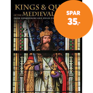 Produktbilde for Kings and Queens of the Medieval World (BOK)