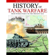 Produktbilde for History of Tank Warfare (BOK)