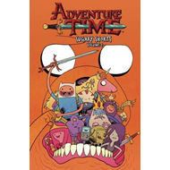 Adventure Time: Sugary Shorts (BOK)