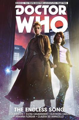 Doctor Who the Tenth Doctor (BOK)