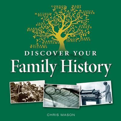 Discover Your Family History (BOK)