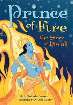 Prince of Fire: The Story of Diwali (BOK)
